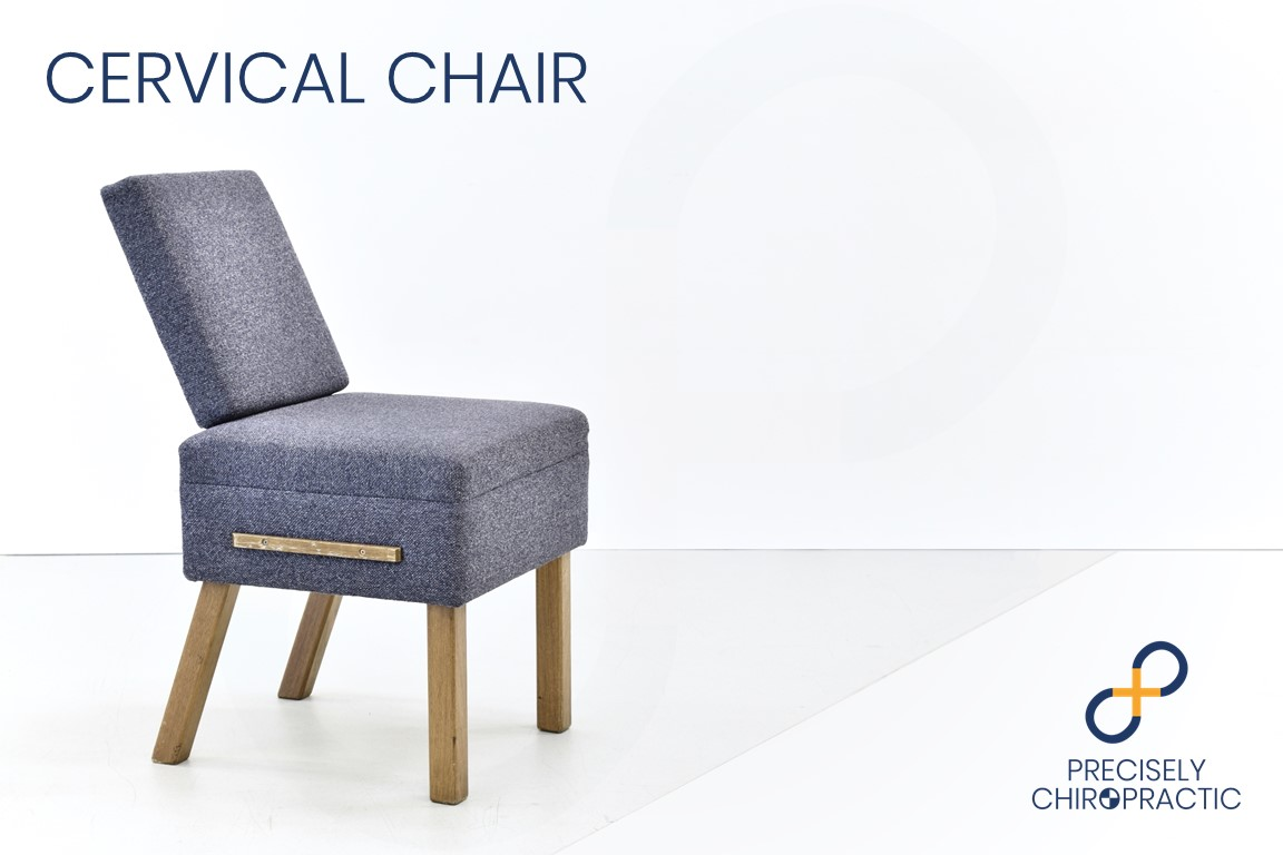 Cervical Chair - Precisely Chiropractic North Hobart