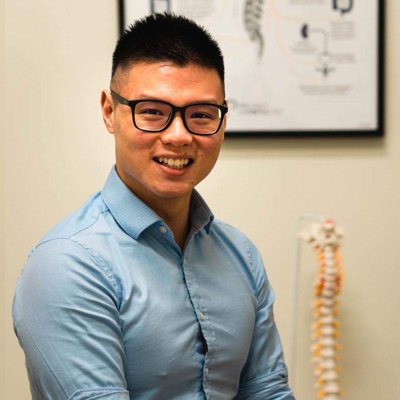 North Hobart Chiropractor - Dr En Leon Yeap
