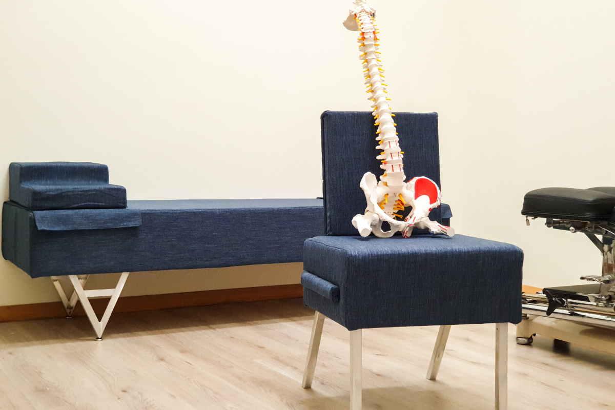 Gonstead Chiropractic Adjustment - Precisely Chiropractic