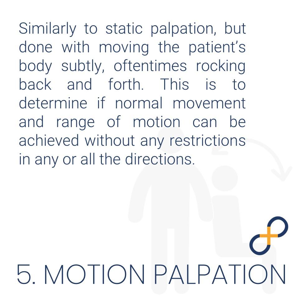 Motion Palpation